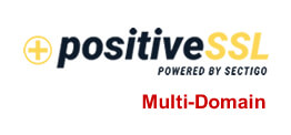 PositiveSSL Multi-Domain 多域名 DV 證書
