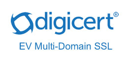 DigiCert EV Multi-Domain SSL