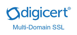 DigiCert Multi-Domain SSL