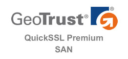 GeoTrust SSL 證書