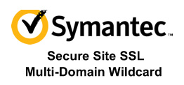 Symantec Secure Site Multi-Domain Wildcard
