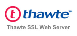 Thawte SSL Web Server 企業型 OV 證書